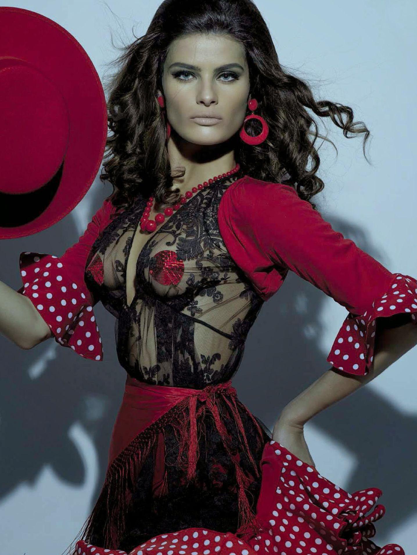 Las mujeres que no amaban la moda flamenca