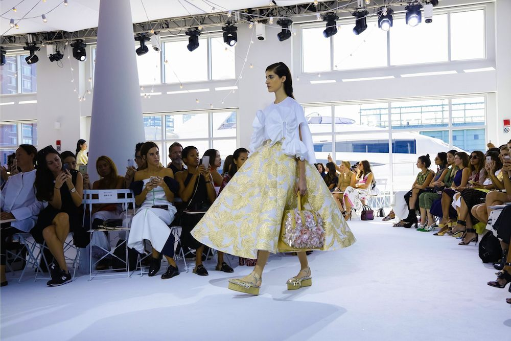 Delpozo Fashion Show, Ready to Wear Collection Spring Summer 2016 in New York