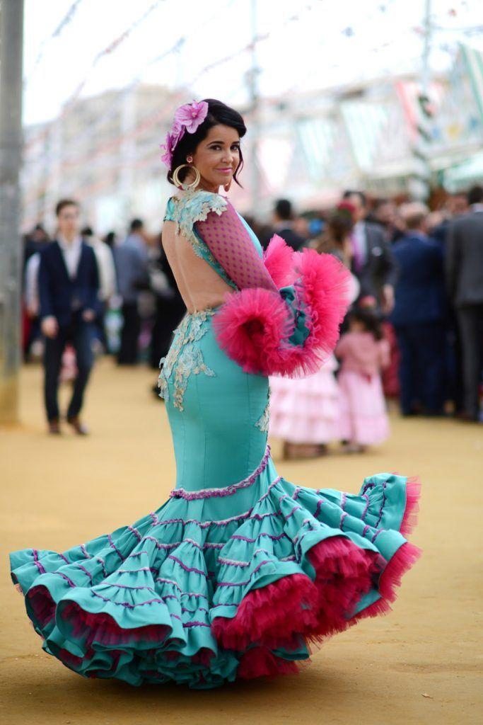 Feria De Sevilla 2016 Mam 225 De Mayor Quiero Ser Flamenca