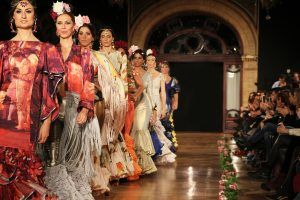 Pasarela We love flamenco 2018