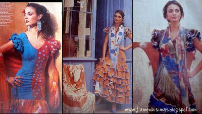Flamencas – Ayer y hoy