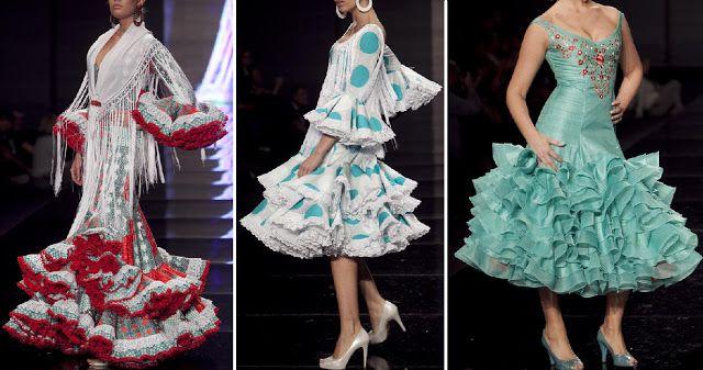 Moda flamenca 2010 – Cañavate
