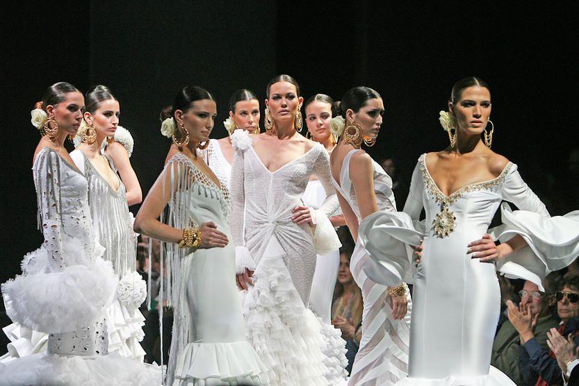 Flamenca 2010 – Vicky Martín Berrocal