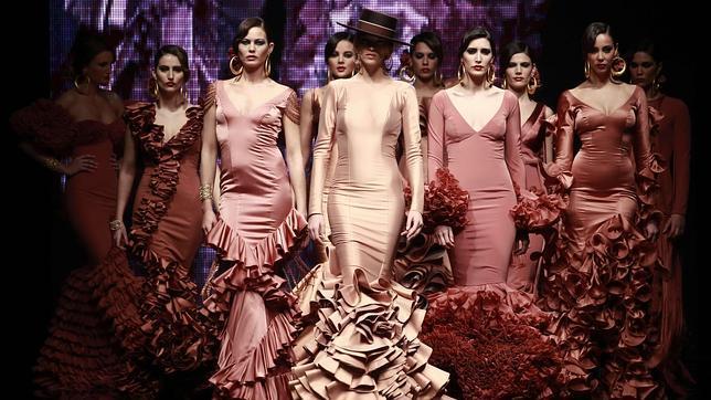 Flamenca 2011 – Vicky Martín Berrocal