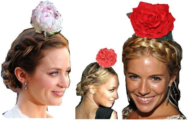 Tendencias – Flores para flamenca