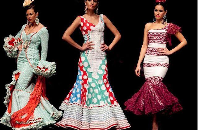 Trajes de flamenca para el camino