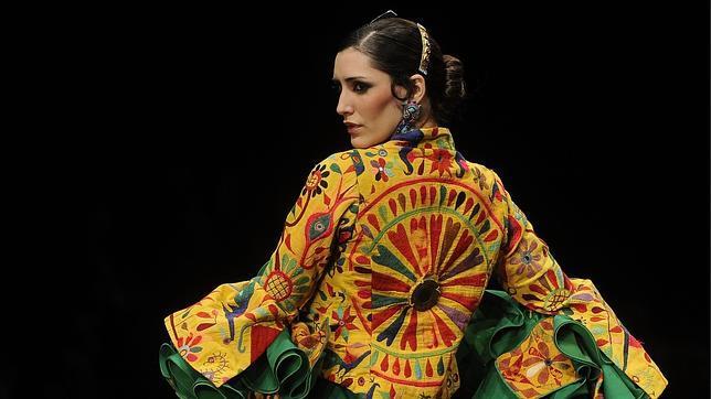 Flamenca 2012 – Aurora Gaviño