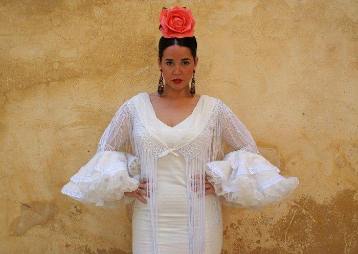 Trajes de flamenca Lina Sevilla II