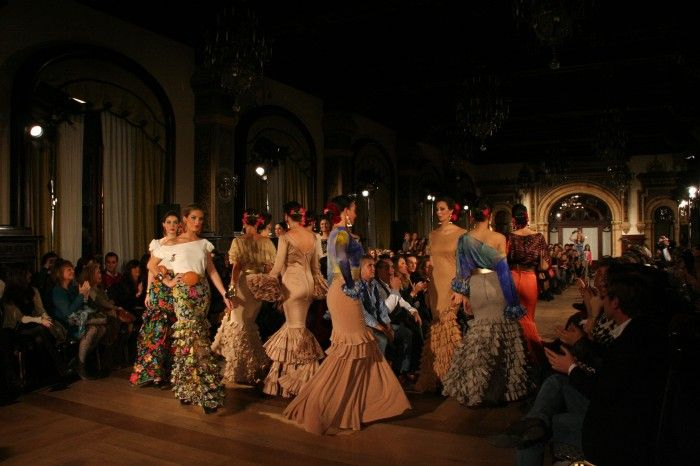 Moda flamenca – Zambonino