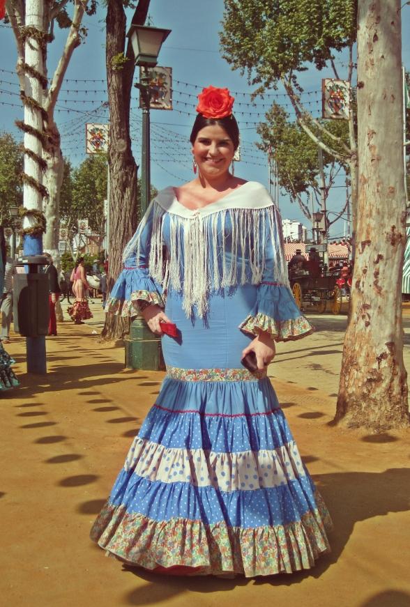 233ee6e02 Feria de Sevilla - Flamencas