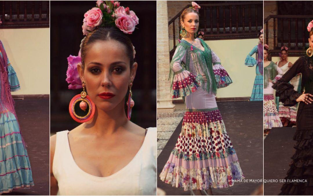 Moda flamenca – Desfile asociación MOF & ART