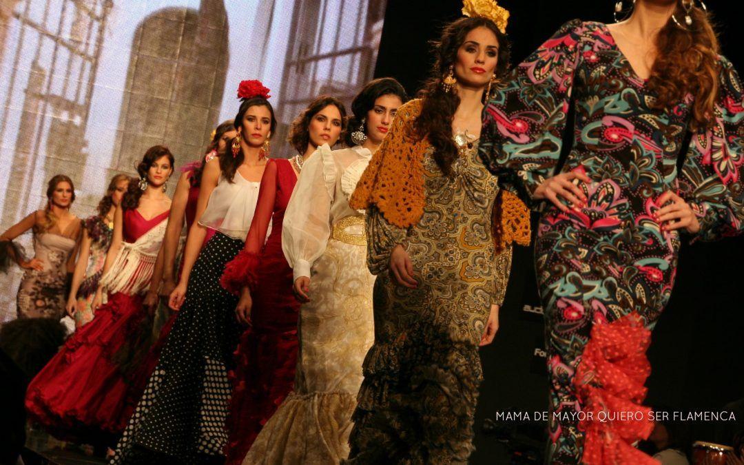 Moda flamenca y ecuestre – Aldebarán