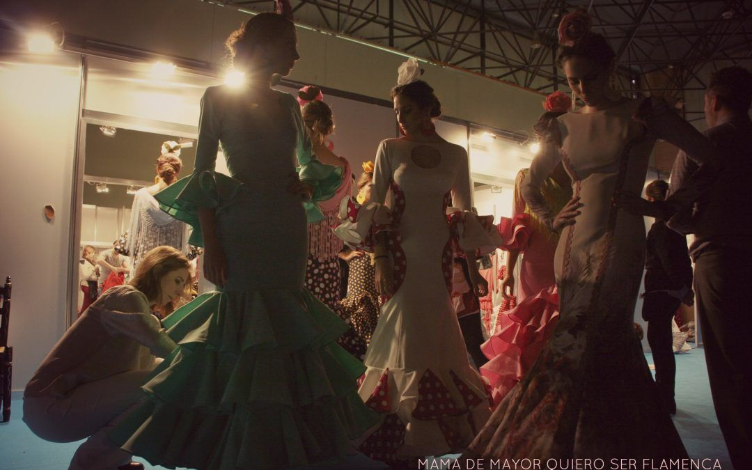 Moda flamenca – ¿Sobre exposición en redes?