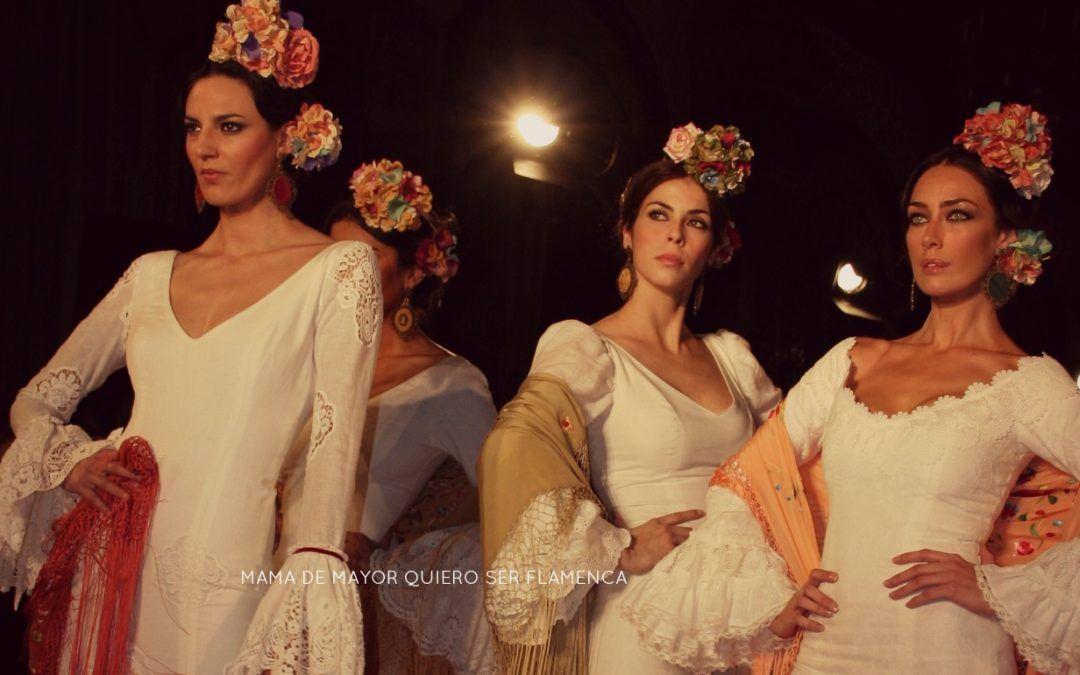 Moda flamenca 2014 – Manuela Macías