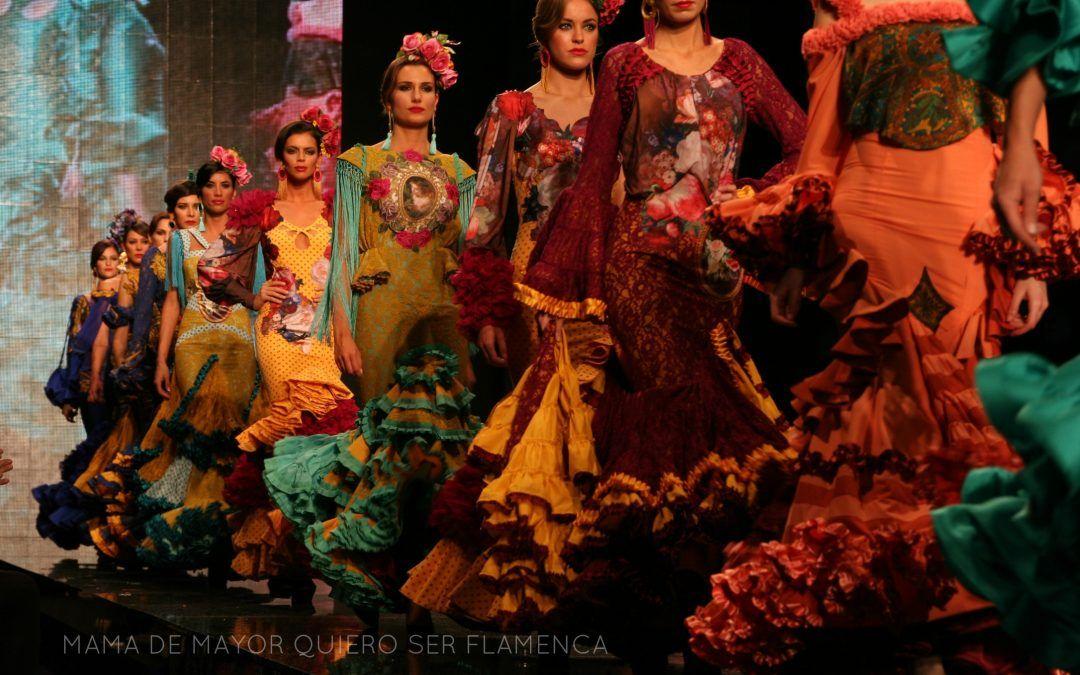 Moda flamenca 2014 – Ana Moron
