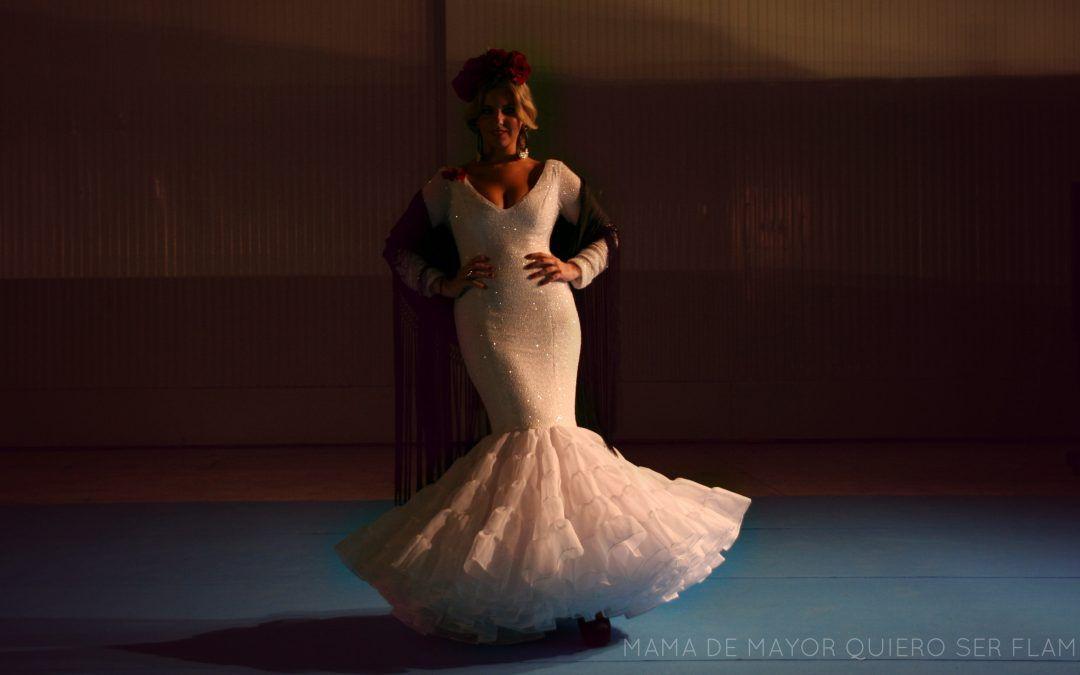 Moda flamenca 2014- Cristina García