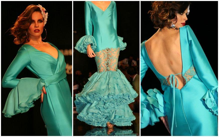 Moda flamenca 2014 – Juana Martín