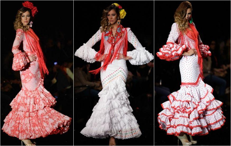 Moda flamenca 2014 – Pilar Vera