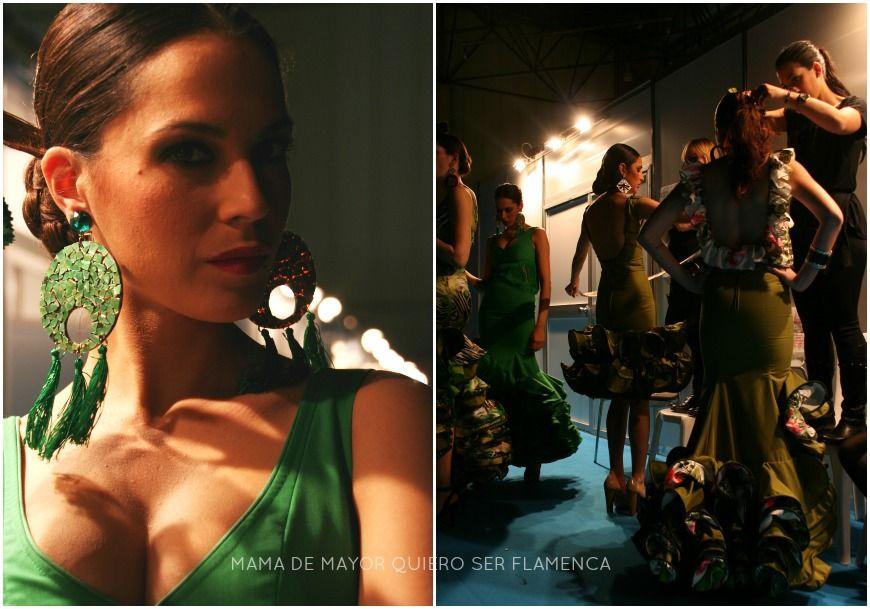 Moda flamenca 2014 – Rosapeula