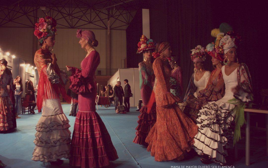 Moda flamenca 2014 – Rocío Peralta.