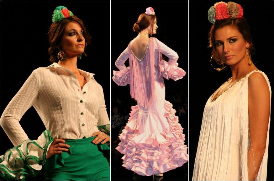 Moda flamenca 2014 – Sara de Benitez