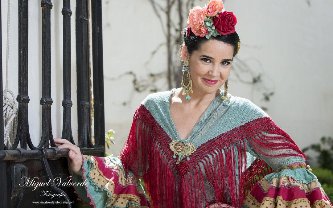 Moda Flamenca 2014 – Raquel Terán