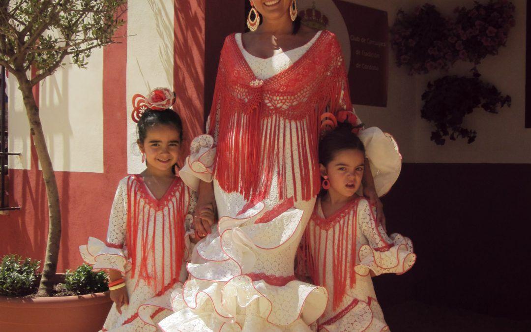 Moda flamenca, Córdoba