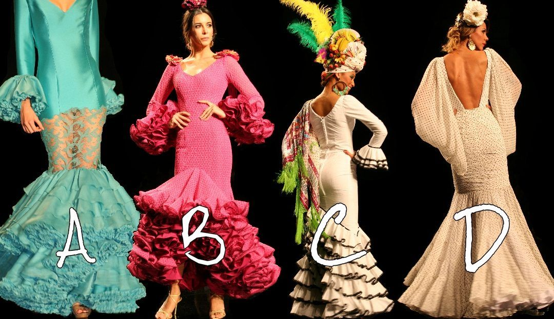 Tendencias moda flamenca 2014