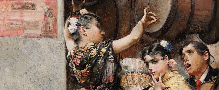 Moda flamenca – Inspiración en la pintura