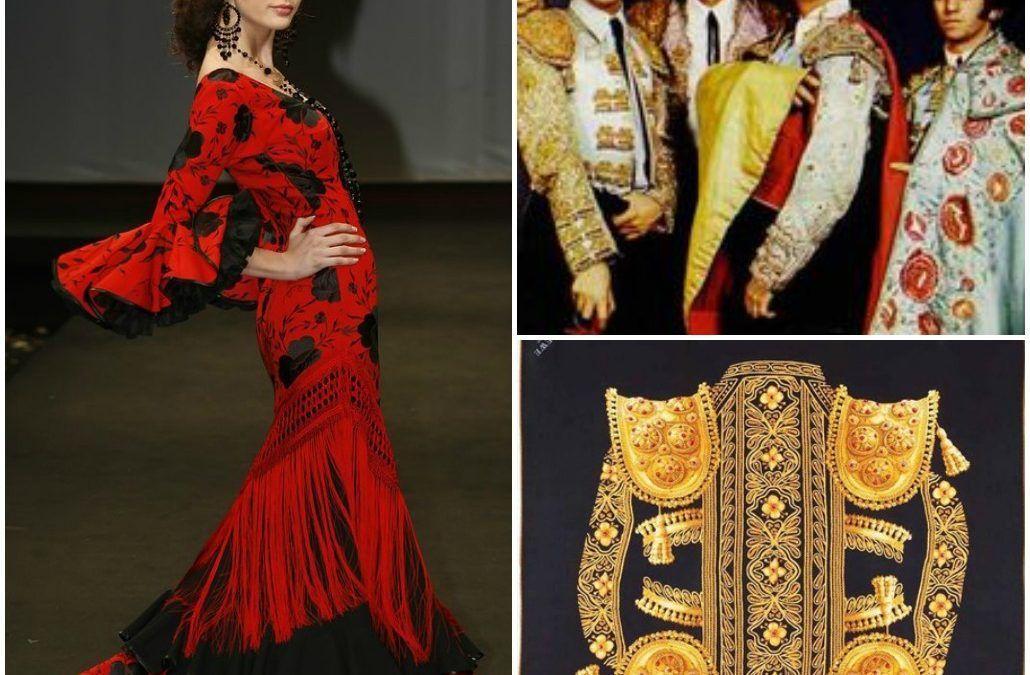 Moda flamenca – Buscando inspiración