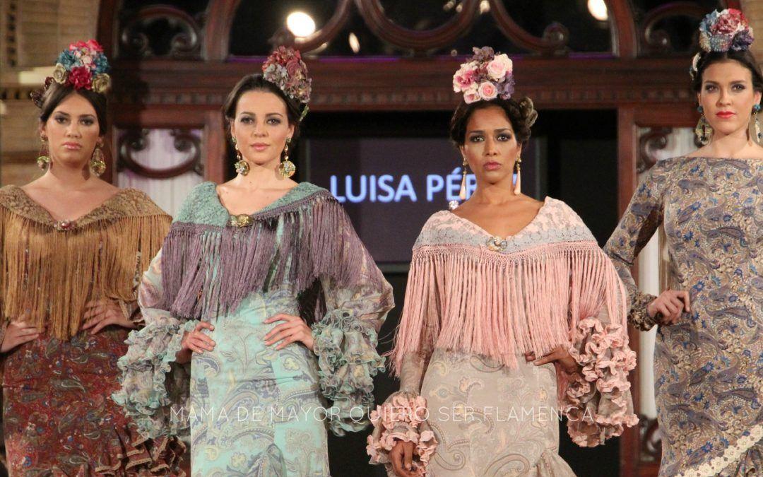 Moda flamenca 2015 – Luisa Pérez