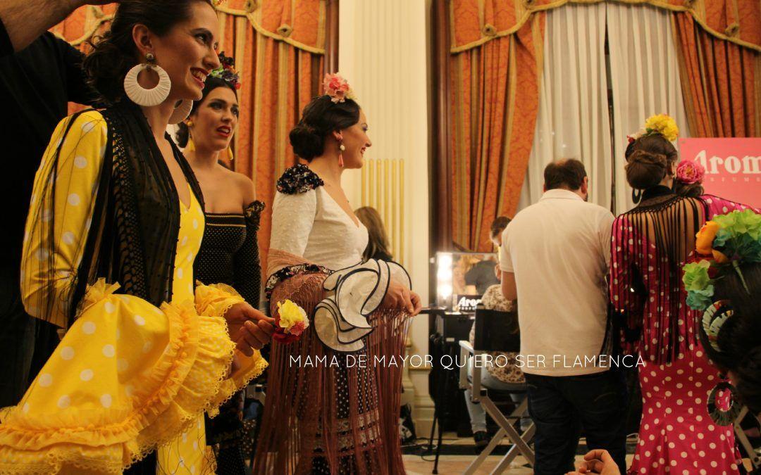 Moda flamenca 2015 – Manuela Macías