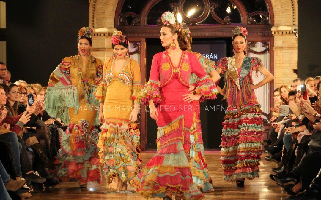 Moda flamenca – Raquel Terán