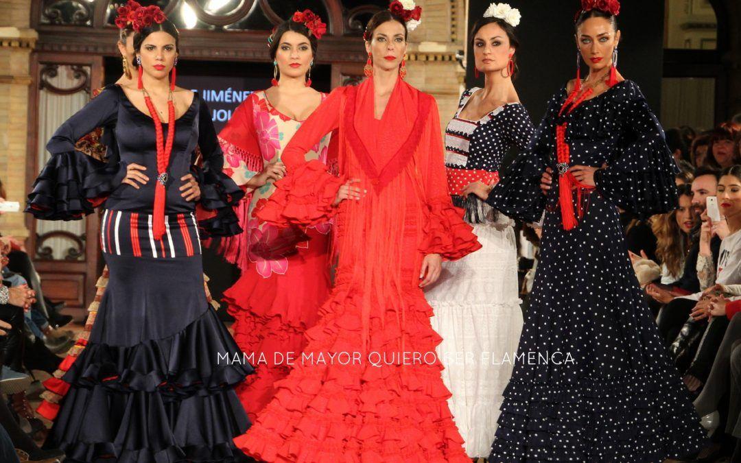Moda flamenca 2015 – El Ajolí