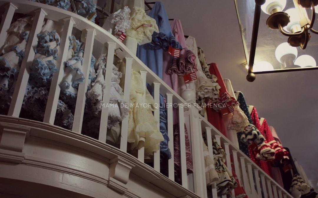 Trajes de flamenca – Nuevo Montecarlo