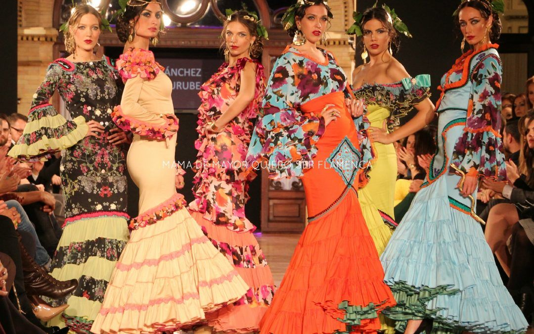 Moda flamenca – Sanchez Murube