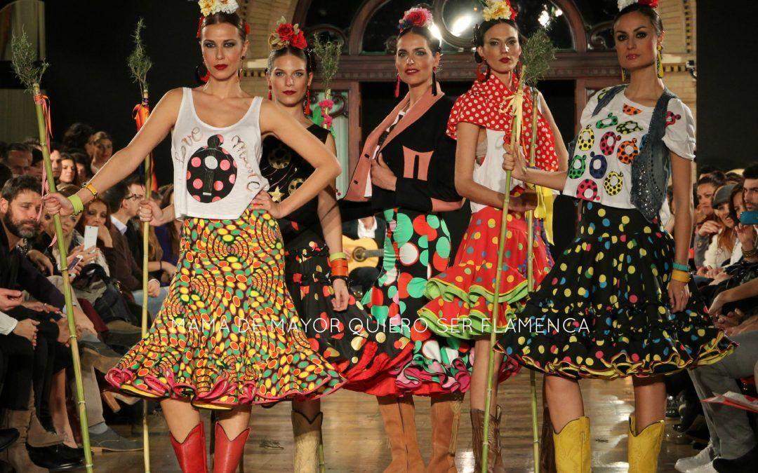 Moda flamenca 2015 – Sergio Vidal