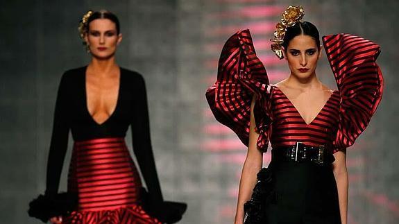 Flamenca – Vicky Martin Berrocal