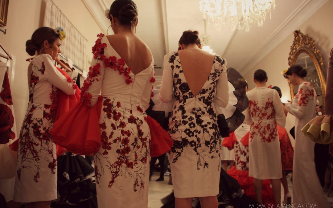 Moda flamenca 2015 – Juana Martín