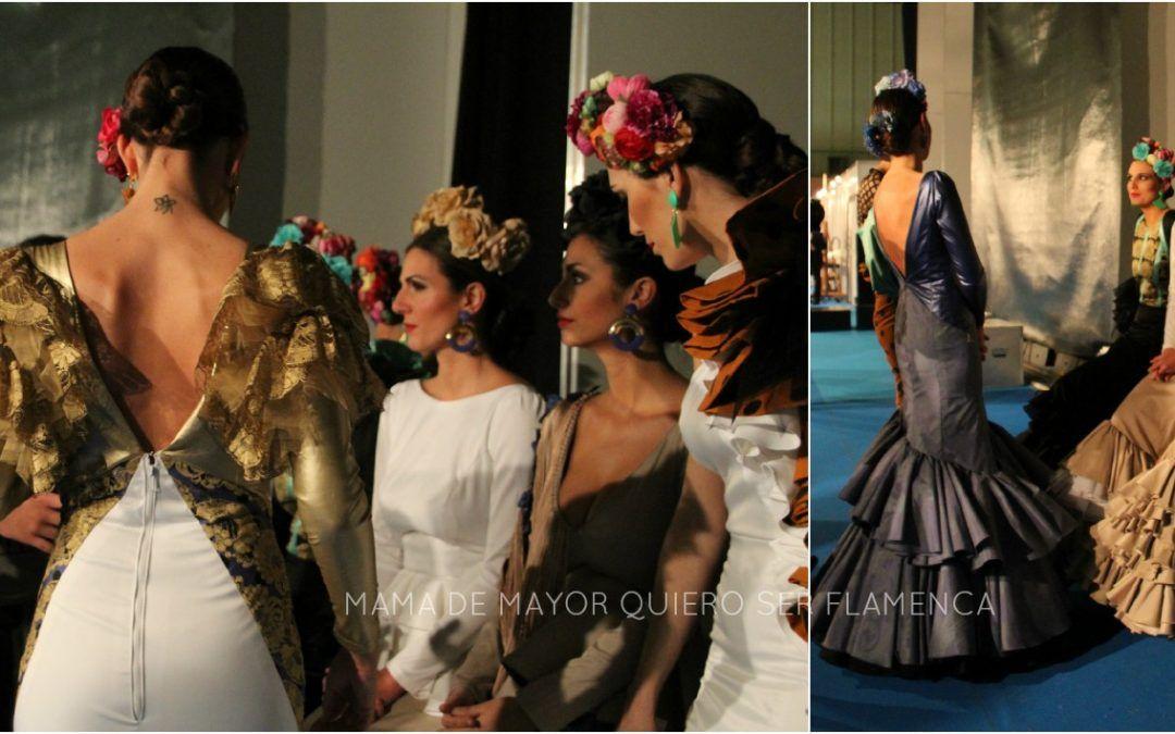 Moda flamenca 2015 – María de Gracia