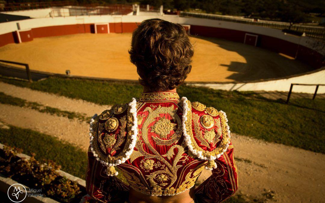 Menta y canela – Editorial de moda flamenca
