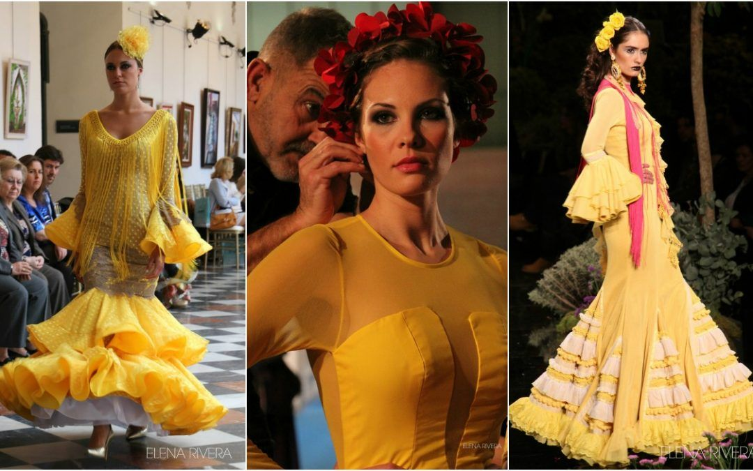 Tendencias para flamenca – Colores