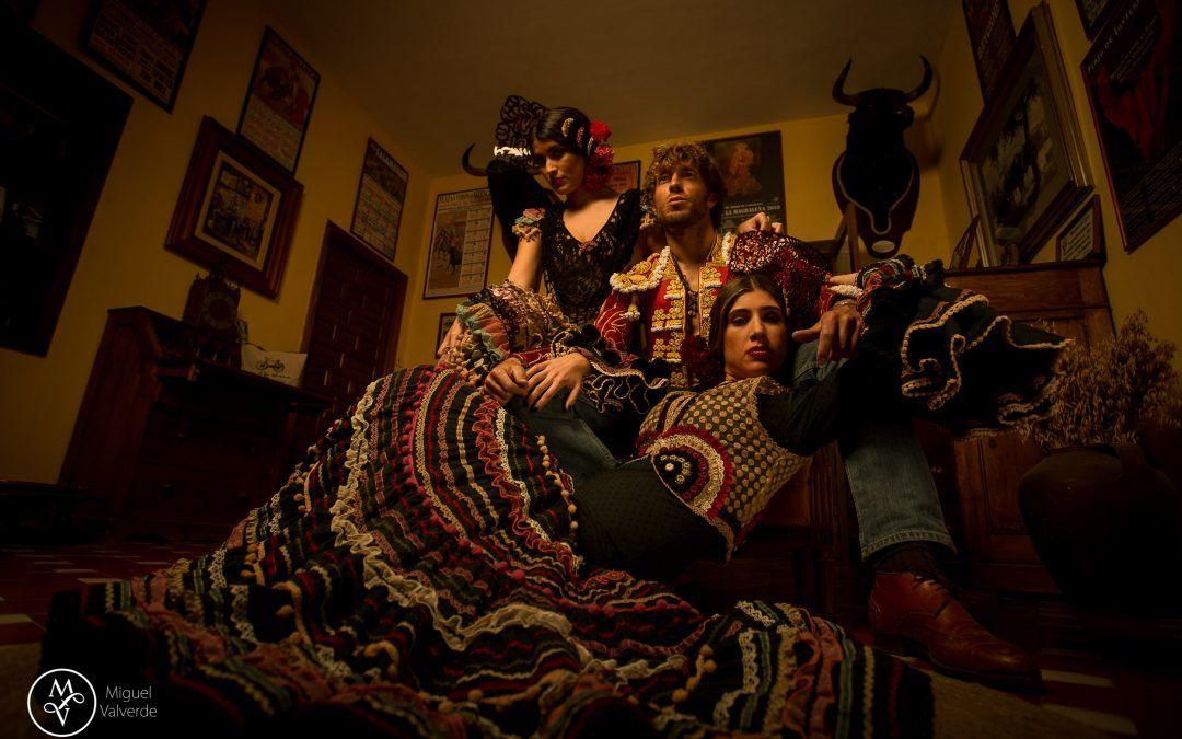 Menta, canela y romero – Moda flamenca