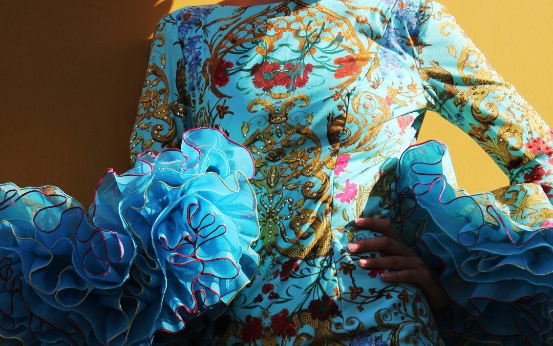 Rosas de Mayo – Trajes de flamenca