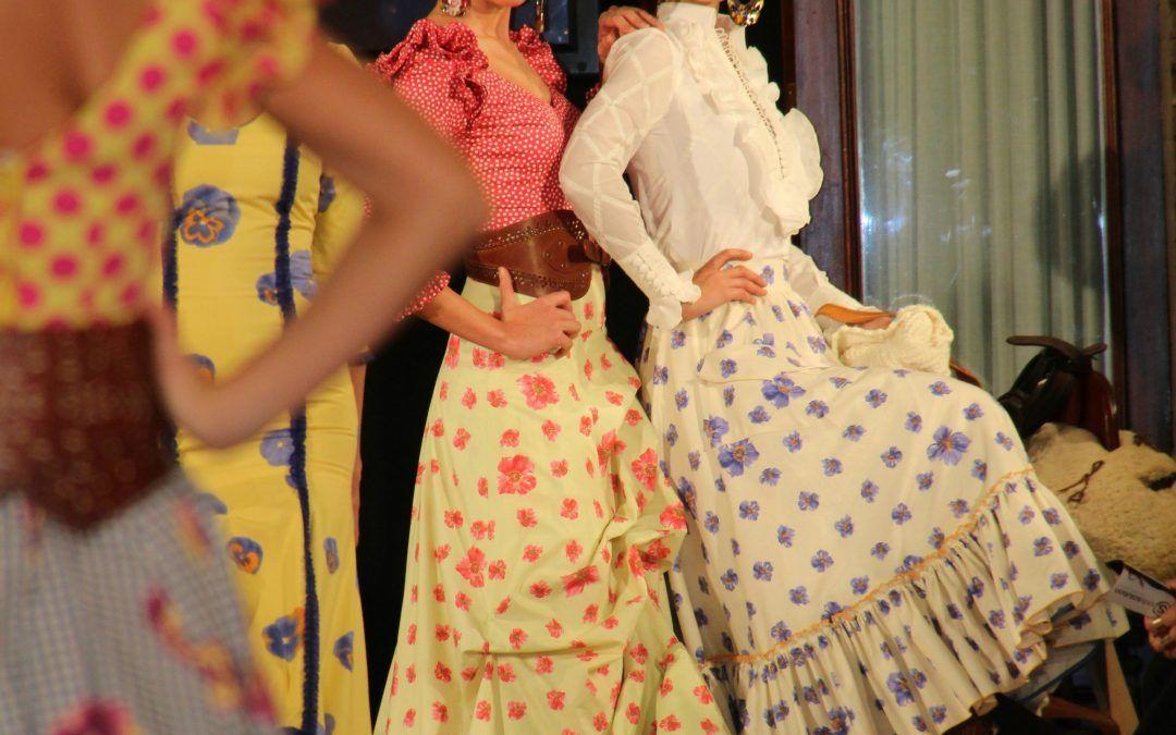 Tendencias en trajes de flamenca – Romerías