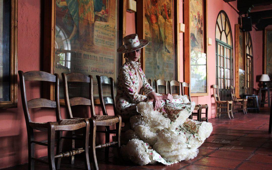 Moda flamenca con sello cordobés: Andrew Pocrid