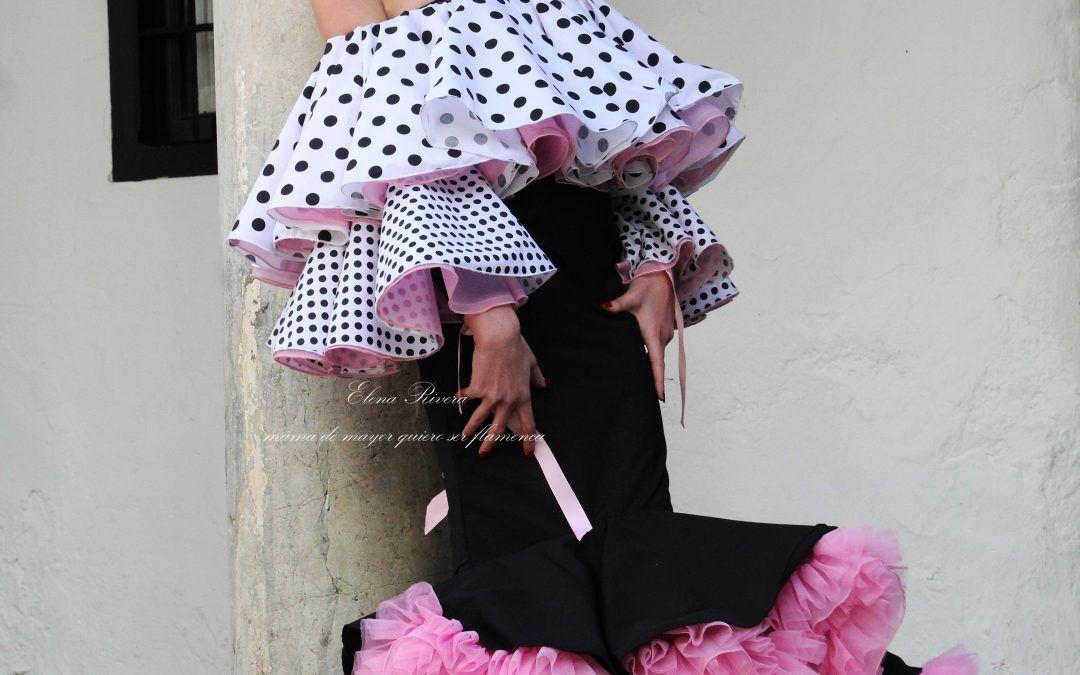 Marina, en rose – Más flamenca