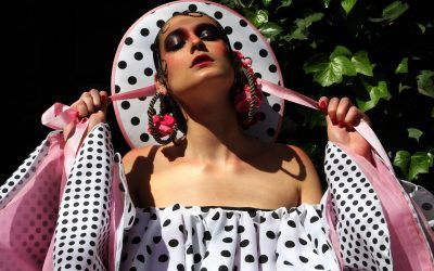 Moda flamenca, diseños de Andrew Pocrid
