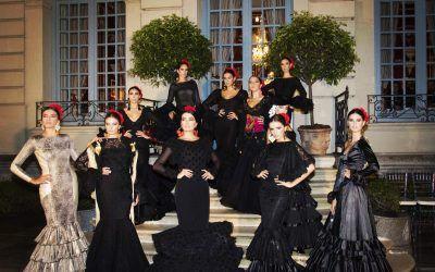 Presentación de la pasarela: We love flamenco 2017
