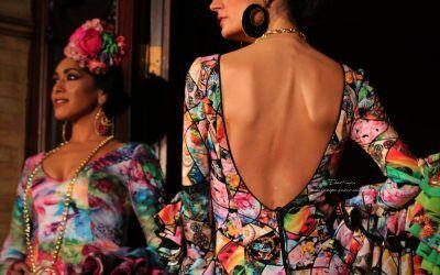 Trajes de flamenca – Escotes